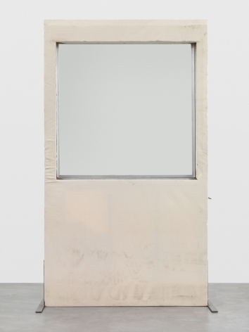 Oscar Tuazon, WALK THROUGH WALLS (I Don't Wanna Be Known), 2017