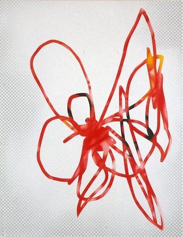 Jeff Elrod Red Line, 2006