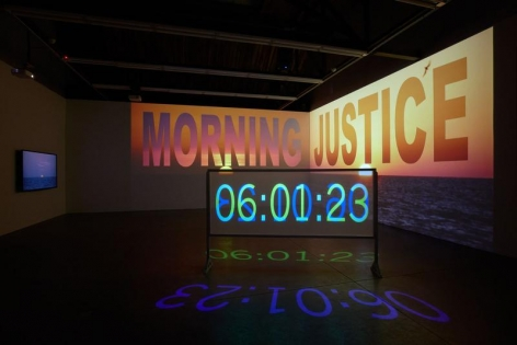 Charles Atlas The Waning of Justice
