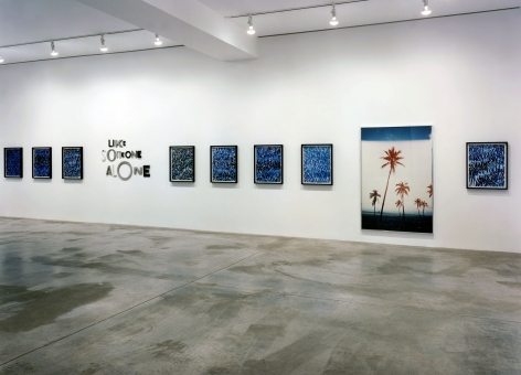 Jack Pierson Installation view