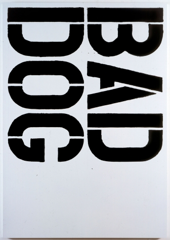 Christopher Wool, Untitled, 1992