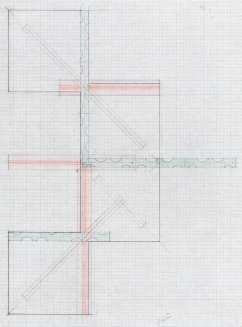 Richard Rezac Study for Untitled (04-04), 2004