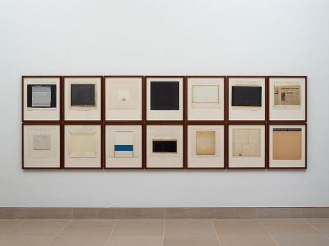 "Reinhard Mucha Ohne Titel (Reinhard Mucha â€"" 1977 â€"" Aktion Kunstblatt), [2010], 1976"