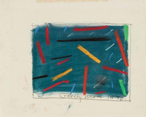 Jeremy Moon, Drawing[1970], 1970