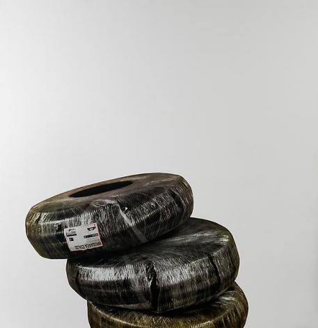 Michelangelo Pistoletto Lavoro – Rotoli di passacavi, 2008-2011