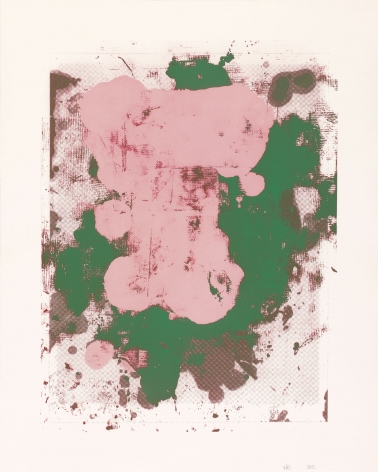 Christopher Wool Untitled, 2012