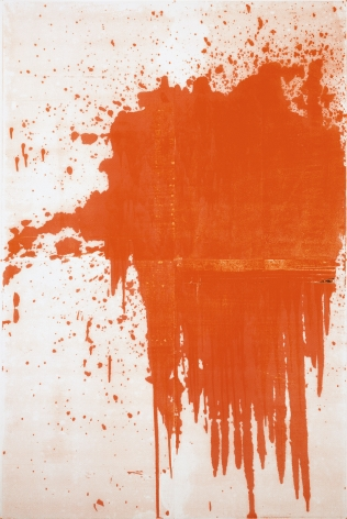Christopher Wool Minor Mishap, 2001