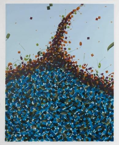 POURAN JINCHI, Entropy #17, 2012
