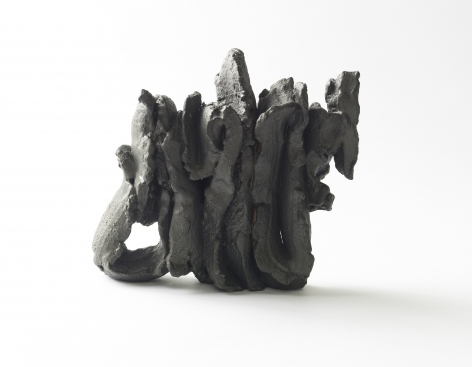 A Black Line, 2015, Ceramic
