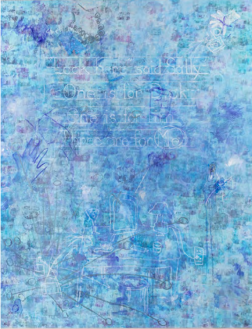 Blue Valium, 2018