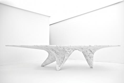 Luna,2014, Carrara marble