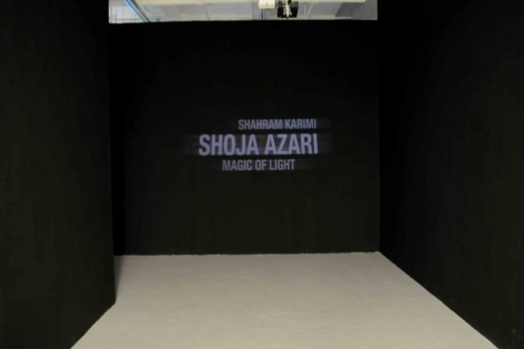 Shoja Azari and Shahram Karimi: Magic of Light