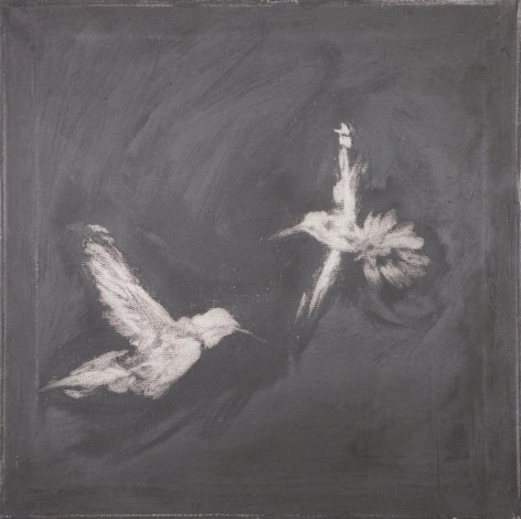Untitled, 2015, Oil on linen