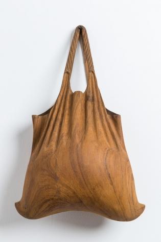 Untitled, 2017, Recycled teak wood