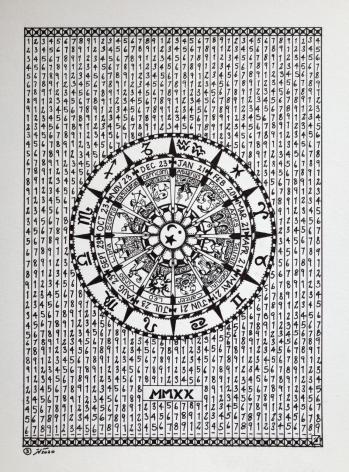 Series VI Calendar 3