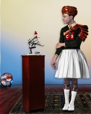 IKÉ UDÉ, Sartorial Anarchy #28, 2013