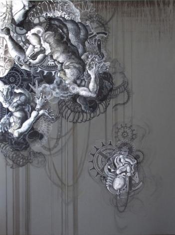 AYAD ALKADHI, Untitled I (In Vitro series), 2013