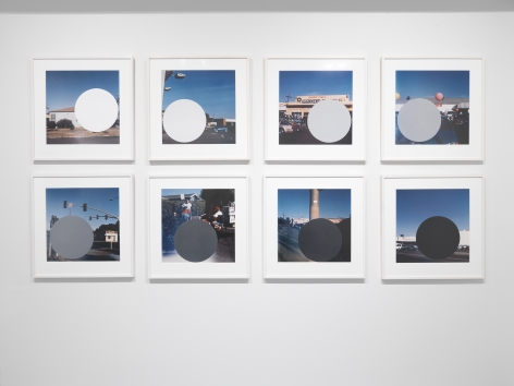 John Baldessari , National City (W,1,2,3,4,5,B), 1996/2009