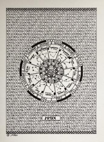 Series VI Calendar 10
