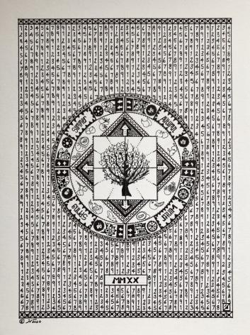 Series VI Calendar 6