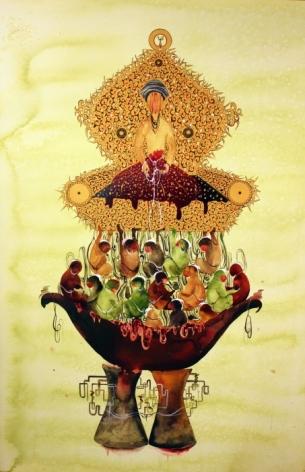 SHIVA AHMADI, Untitled, 2012