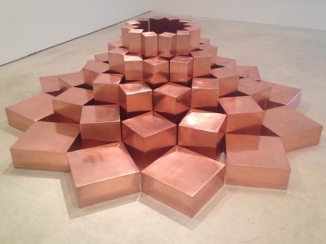 STEVEN NAIFEH, Saida XXXVI: Copper, 2014