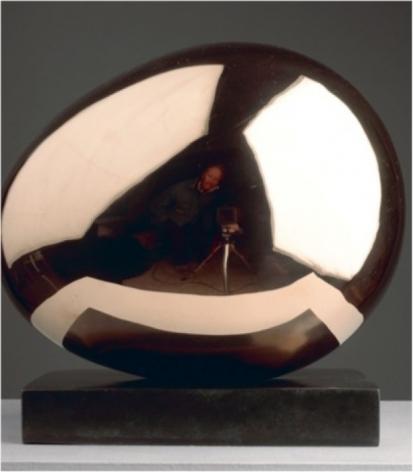 RICHARD HUDSON, Egg, 2001