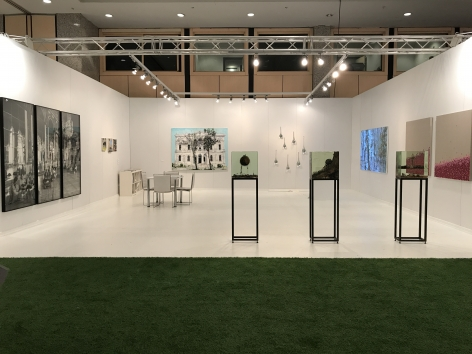 installation View Booth A1-102