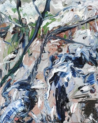 Sahar, 2016 Oil on canvas
