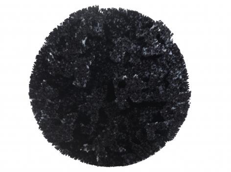 Francesca Pasquali, Black Straws, 2015