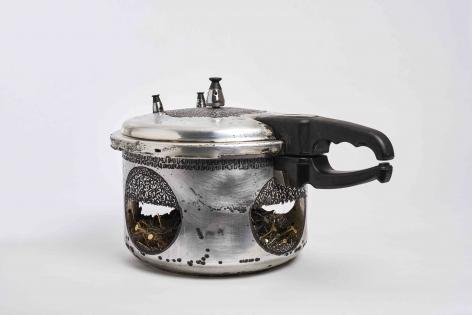 Shiva Ahmadi Pressure Cooker 2, 2016