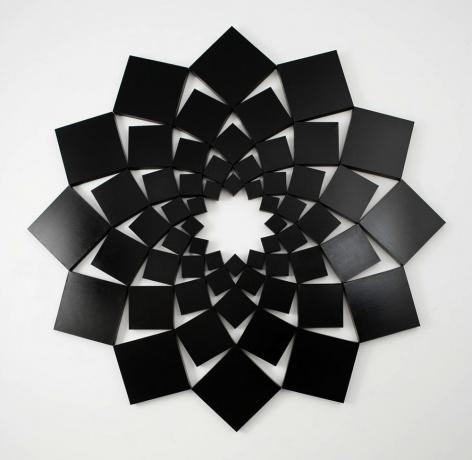 STEVEN NAIFEH, Saida I: Black, 1998