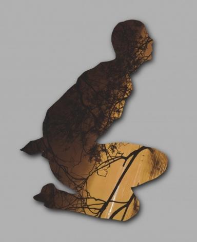 REZA ARAMESH, Action 143/022-collage, 2015