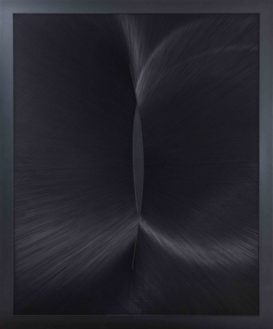GULAY SEMERCIOGLU, Black Gap, 2012