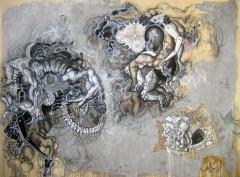 AYAD ALKADHI, Untitled II (In Vitro series), 2013
