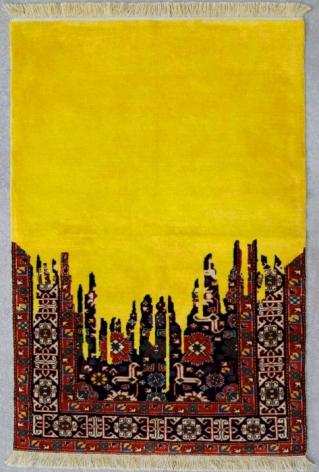 FAIG AHMED, Yellow Weigh, 2007