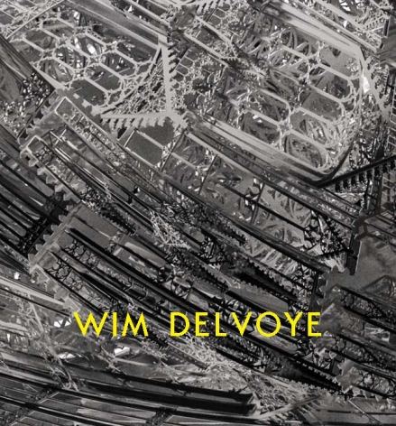 Wim Delvoye: Sculpture