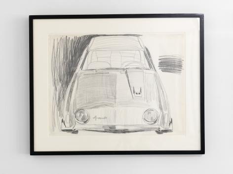 Andy Warhol Avante, 1962