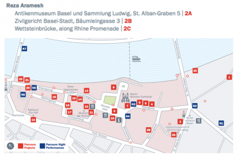 Art Basel | Parcours