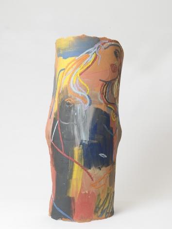 Lady in Black, 2015, Ceramic