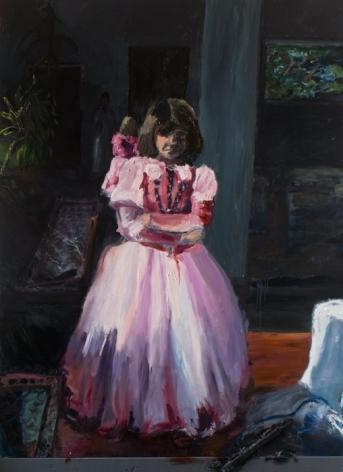 DARIUS YEKTAI, Untitled (Leah), 2012