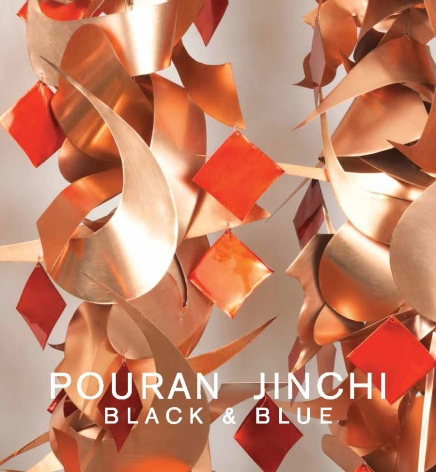 Pouran Jinchi: Black & Blue Catalogue
