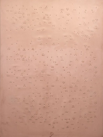 POURAN JINCHI, Hammered 6 (The Blind Owl), 2014