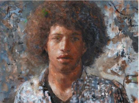 NICK WEBER, Untitled (Portrait of Tripoli), 2013