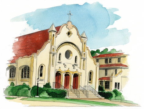 St. Patrick's Roman Catholic Church, Southold.