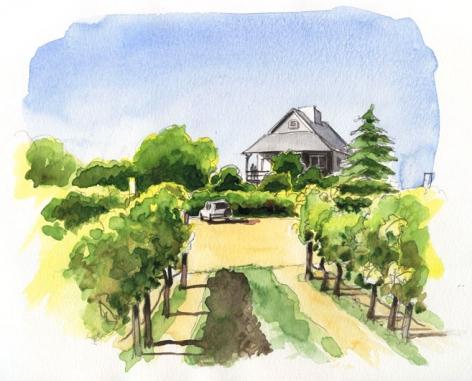 Corey Creek Vineyards.