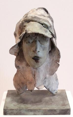 Nathan Oliveira Head Three, 1982