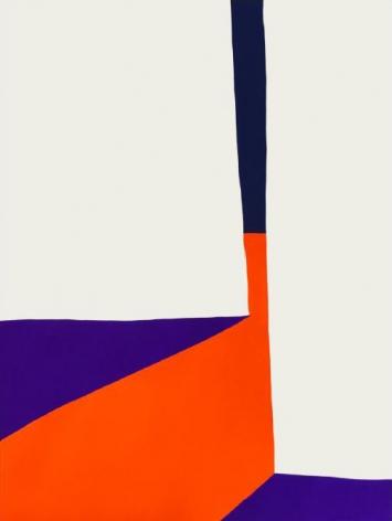 Paul Kremer Doors 05 (paper study), 2017