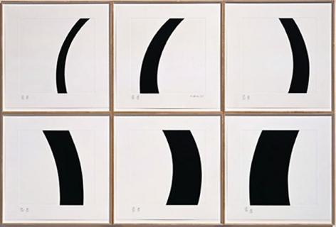 Richard Serra The Line of the Curve