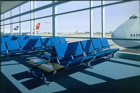 Tom McKinley Terminal,2001